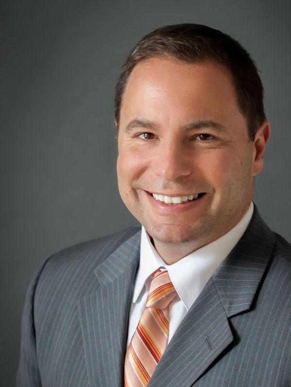 Headshot of Daniel Vecchio Jr.  Buffalo, NY   Sheridan Benefits, LLC