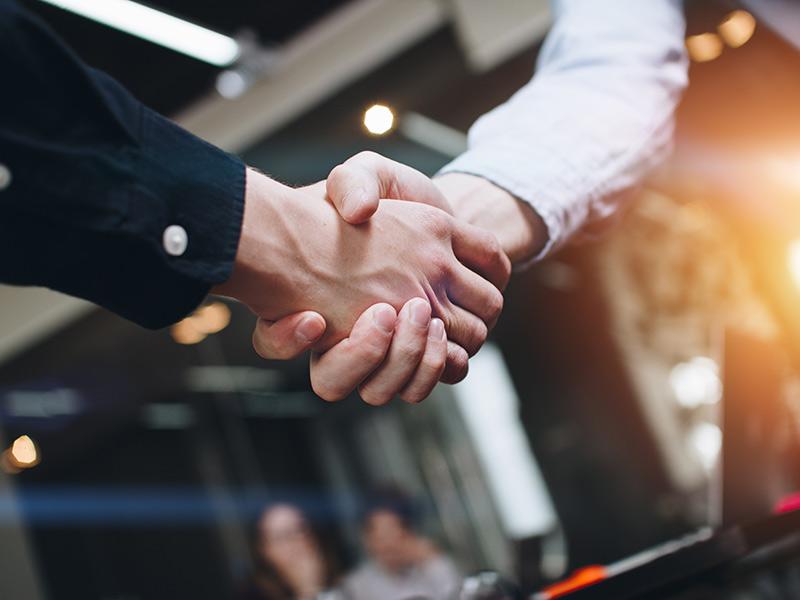 Handshake | Buffalo, NY | Sheridan Benefits, LLC
